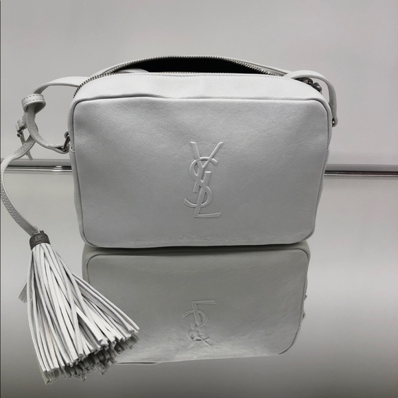 Yves Saint Laurent Bags Brand New Ysl Lou Camera Bag In